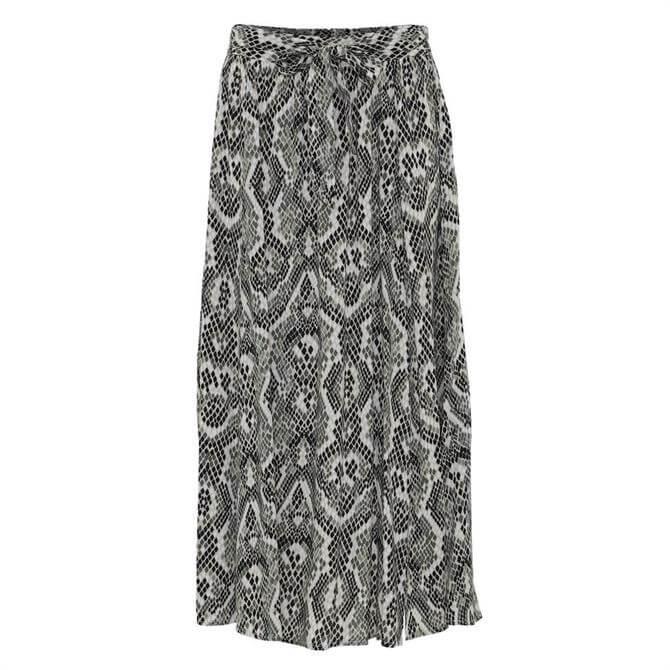 Soyaconcept Elsa Snake Print Skirt