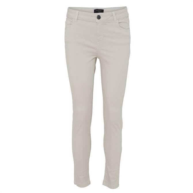 Soyaconcept Erna Patrizia Slim Sand Jeans
