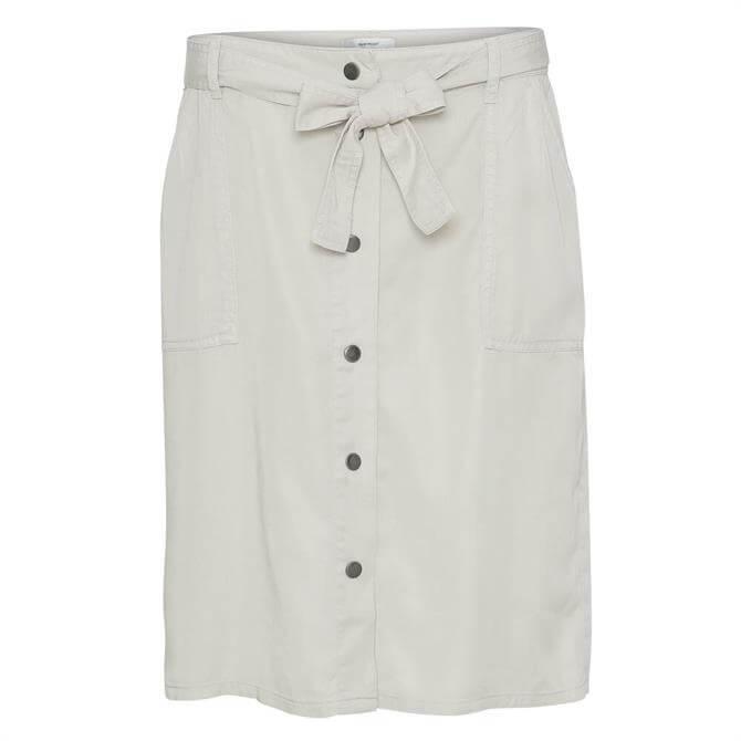 Soyaconcept Gossip Button Front Skirt