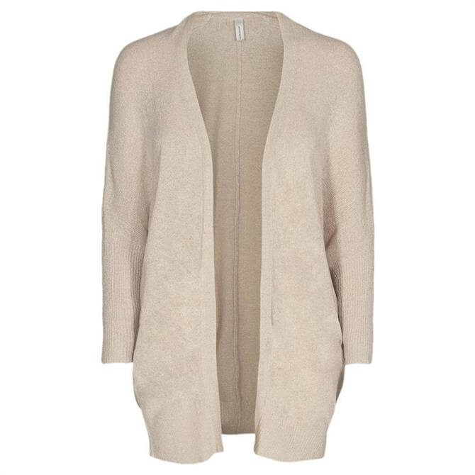 Soyaconcept Isha Knitted Open Front Cardigan