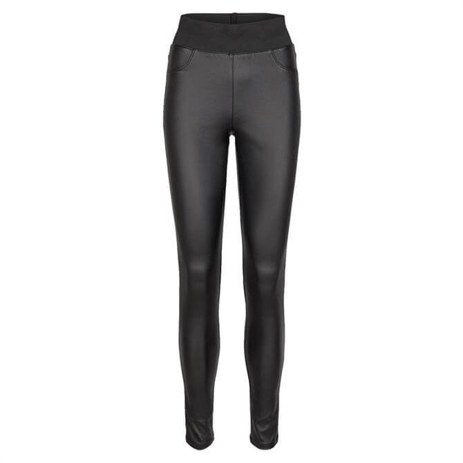 Soyaconcept Pam Leather Look Leggings