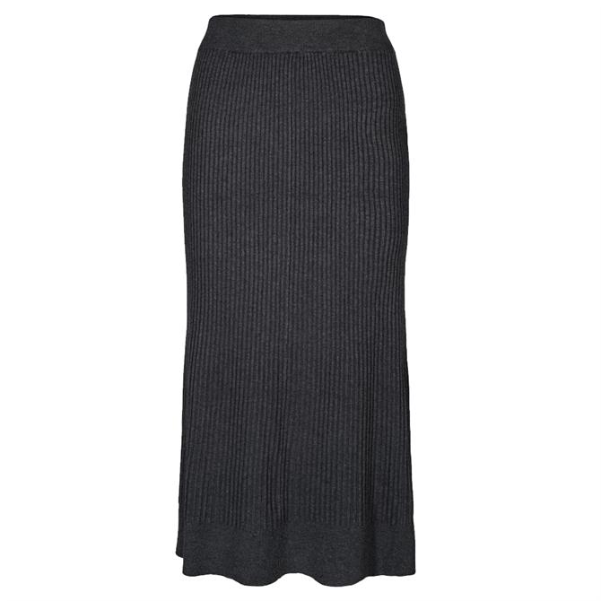Soyaconcept Dollie Knitted Midi Skirt