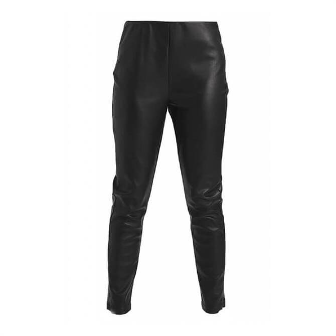 Soyaconcept Beckie 3 Faux Leather Leggings