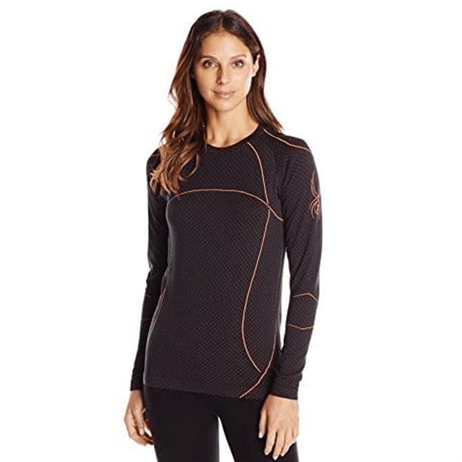 Spyder Womens Olympian Long Sleeve