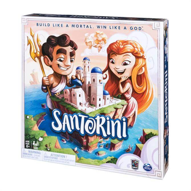 Santorini Strategy Board Game