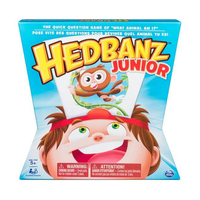 HedBanz HedBanz Jr. Family Board Game