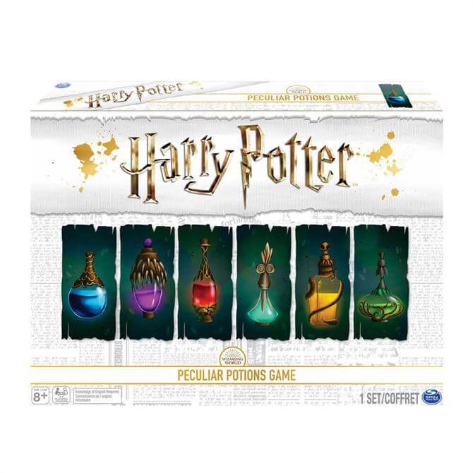 Harry Potter Peculiar Potions Board Game