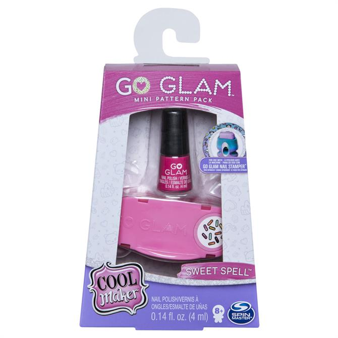 Cool Makers Go Glam Sweet Spell Mini Pattern Refill Pack