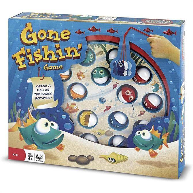 Spin Master Gone Fishing Game