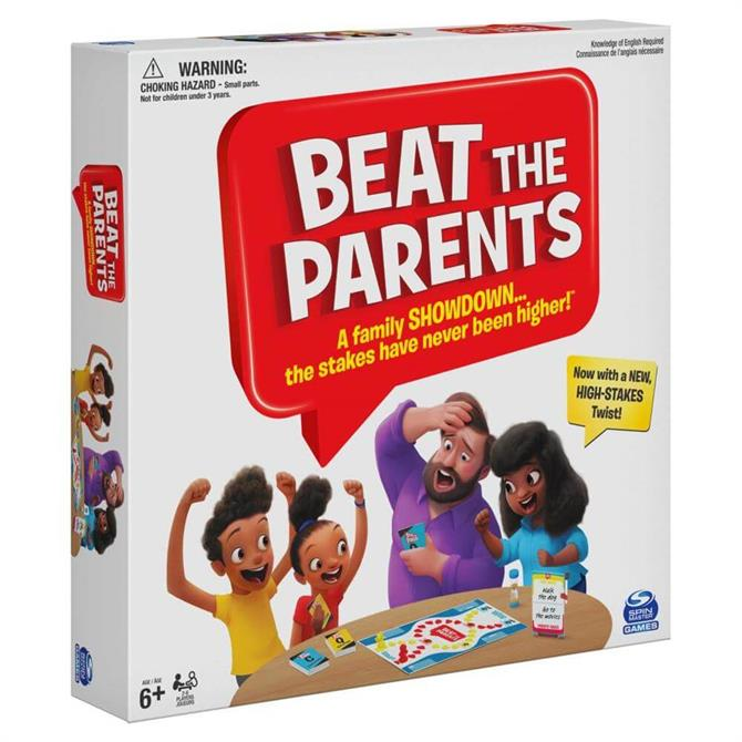 Beat the Parents Family Board Game