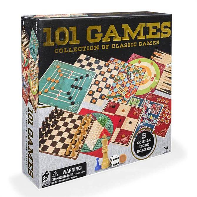 SpinMaster Classic 101 Games