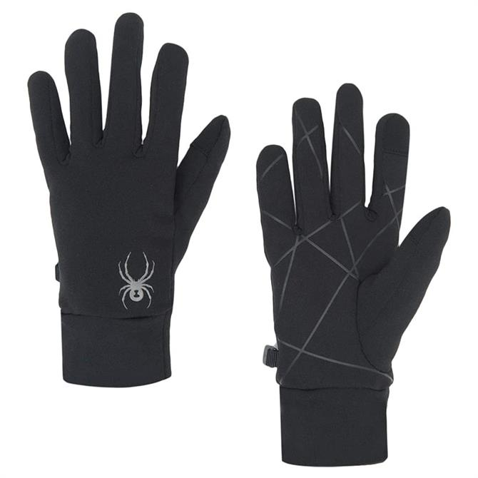 Spyder Womens Stretch Fleece Glove