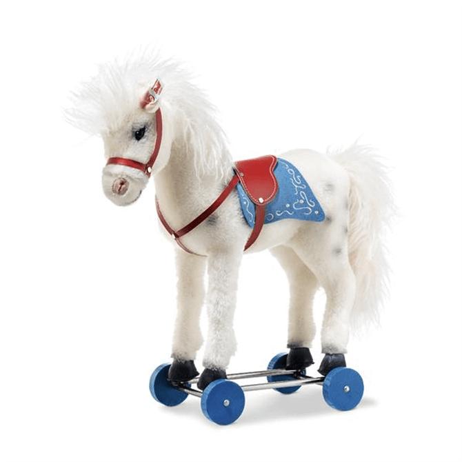 Stieff Olivia Horse on Wheels