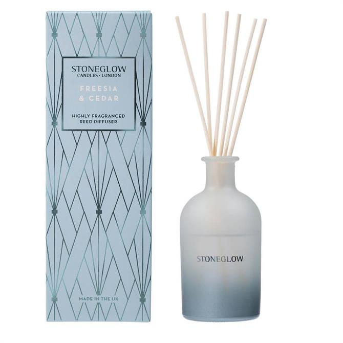 Stoneglow Geometric Fragranced Reed Diffusers