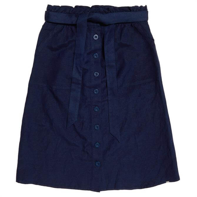 Superdry Eden Linen Skirt