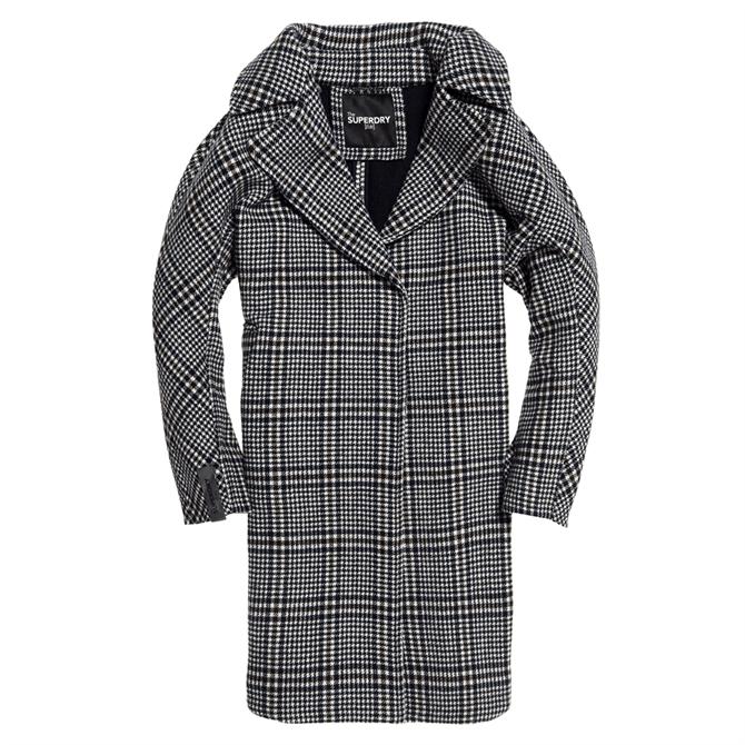 Superdry Koben Wool Coat