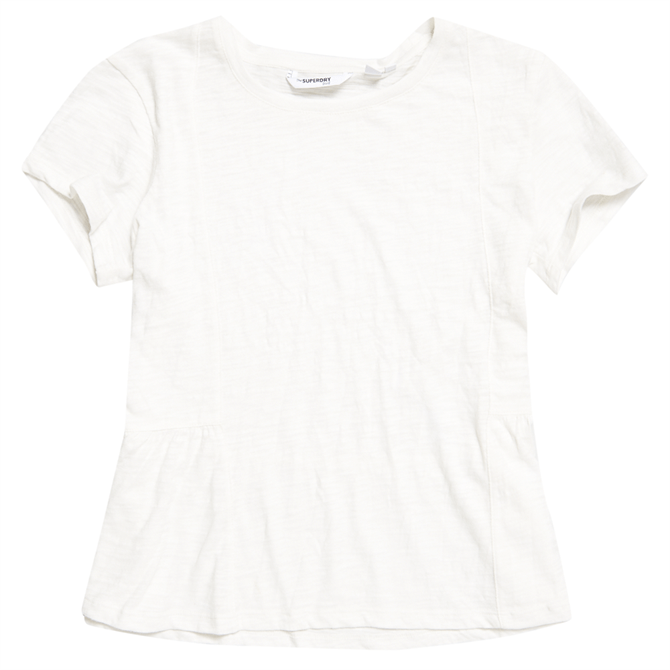 Superdry Peplum Rodeo T-Shirt