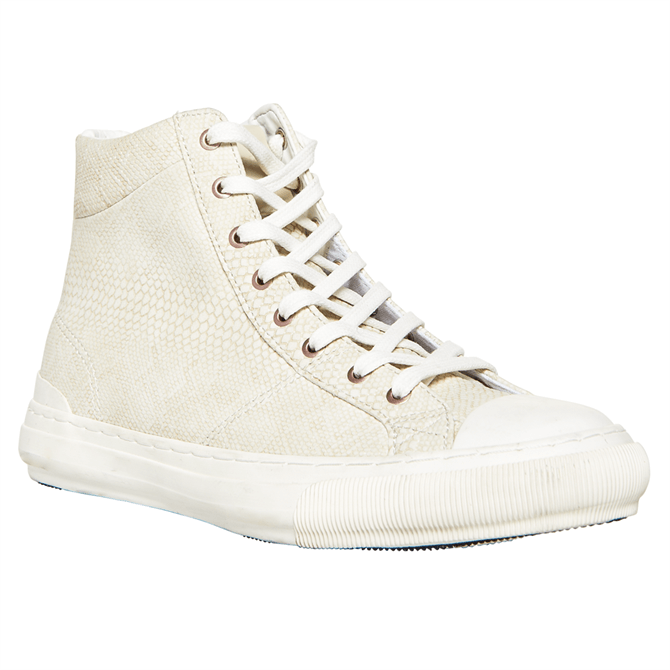 Superdry Premium Pacific High Top Trainers
