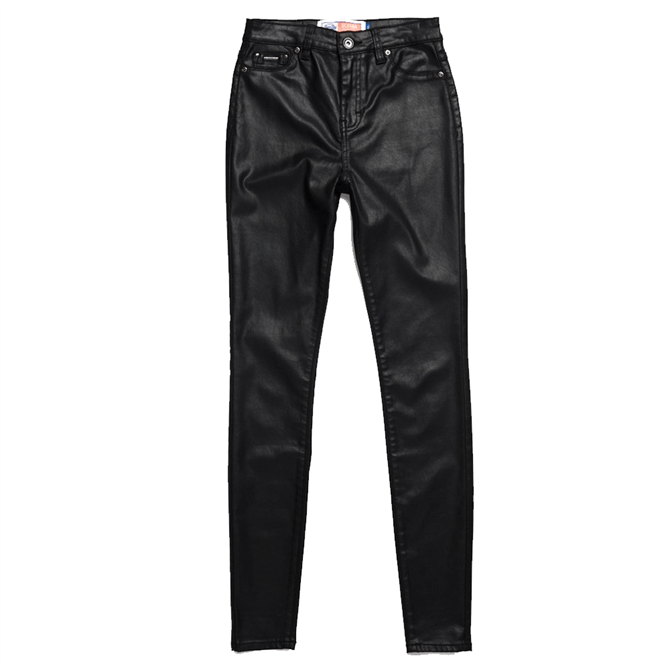 Superdry Sophia Coated Skinny Jeans
