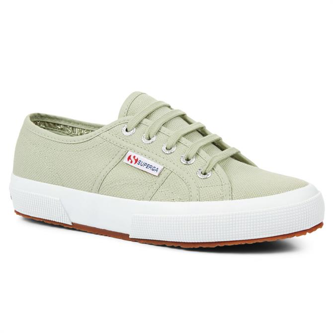 Superga 2750 Cotu Classic Green Sage Trainers