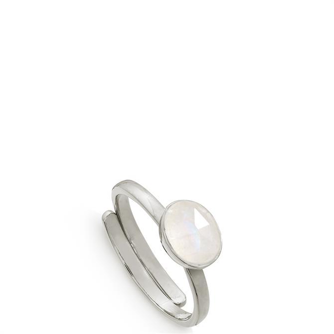 SVP Atomic Mini Sterling Silver Adjustable Ring