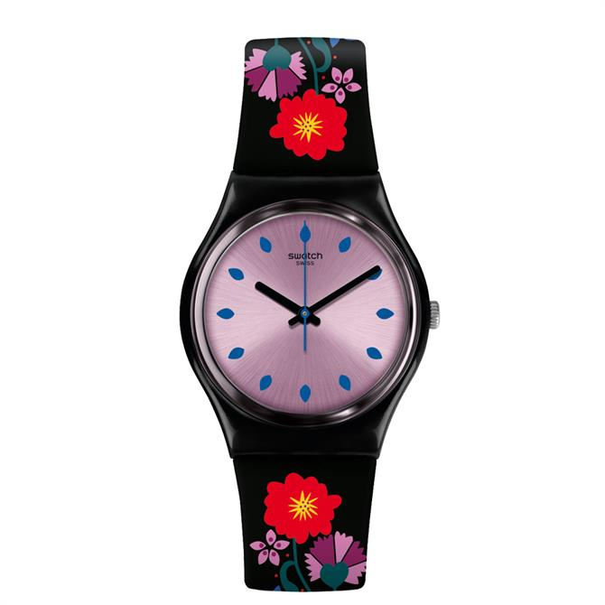 Swatch Coquelicotte Watch