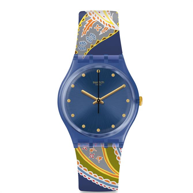 Swatch Silky Way Watch