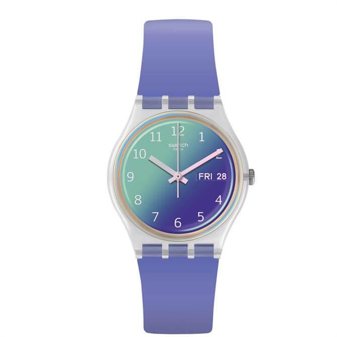 Swatch Ultralavande Watch