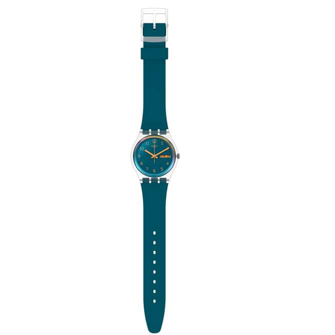 Swatch Blue Away Watch