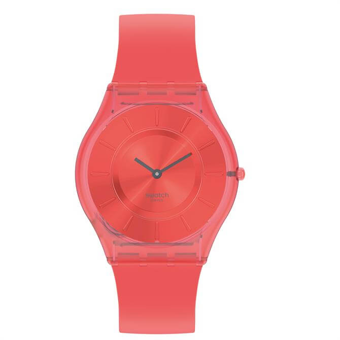 Swatch Sweet Coral Watch