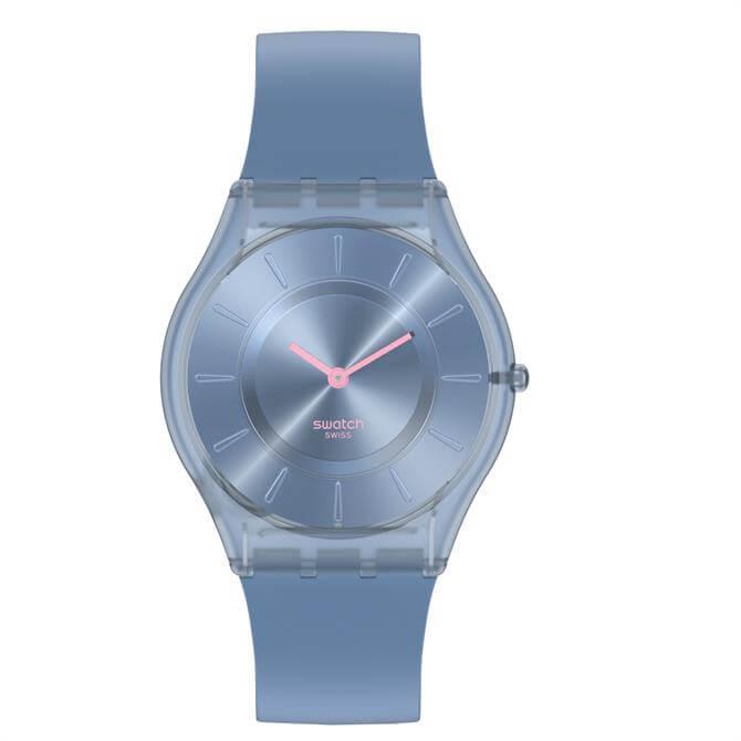 Swatch Denim Blue Watch