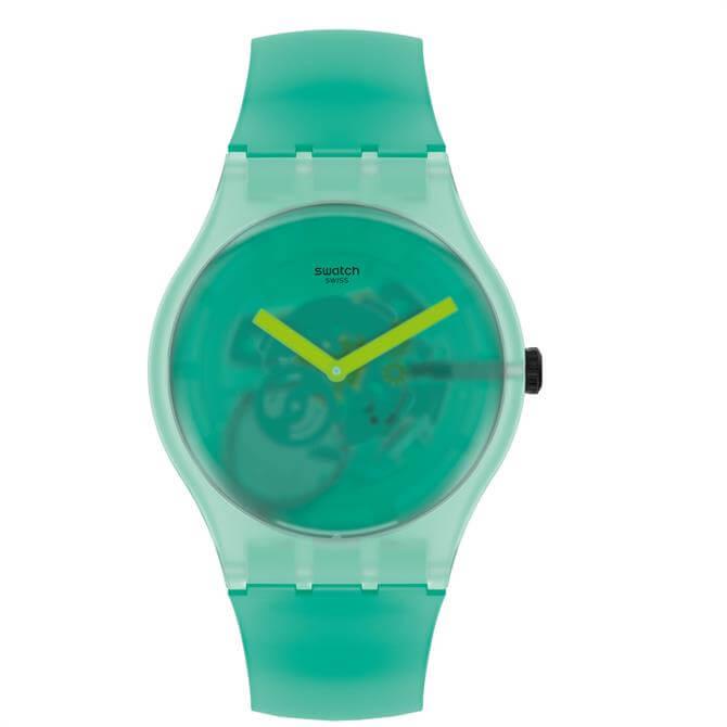 Swatch Nature Blur Watch