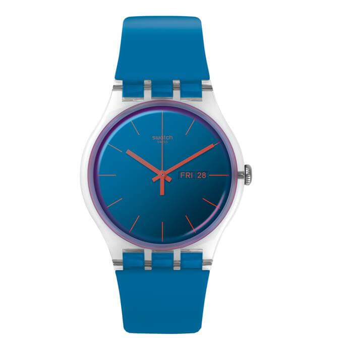 Swatch Polablue Watch