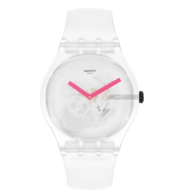 Swatch Snow Blur Watch