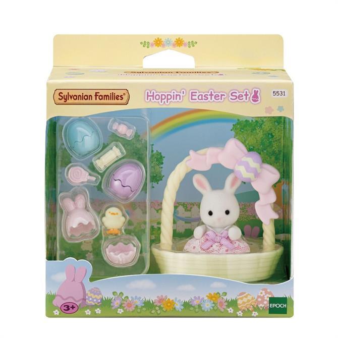 Sylvanian Families Hoppin Easter Set 5531