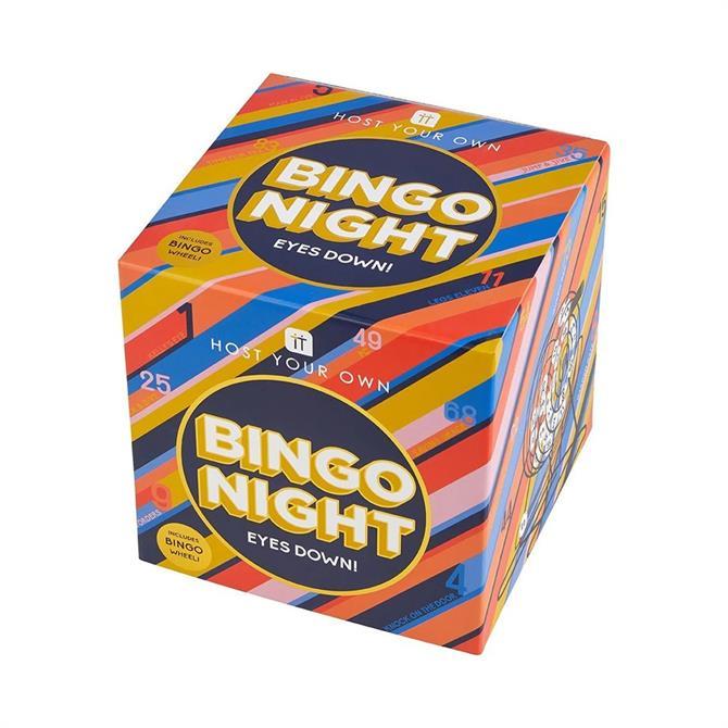 Talking Tables Host Your Own Bingo Night