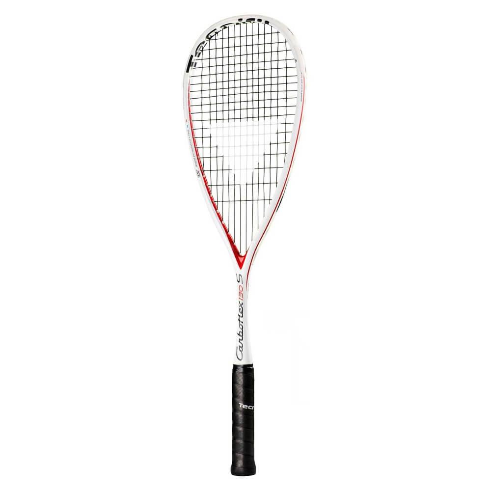 Tecnifibre Carboflex 130 S Squash Racket - BLACK