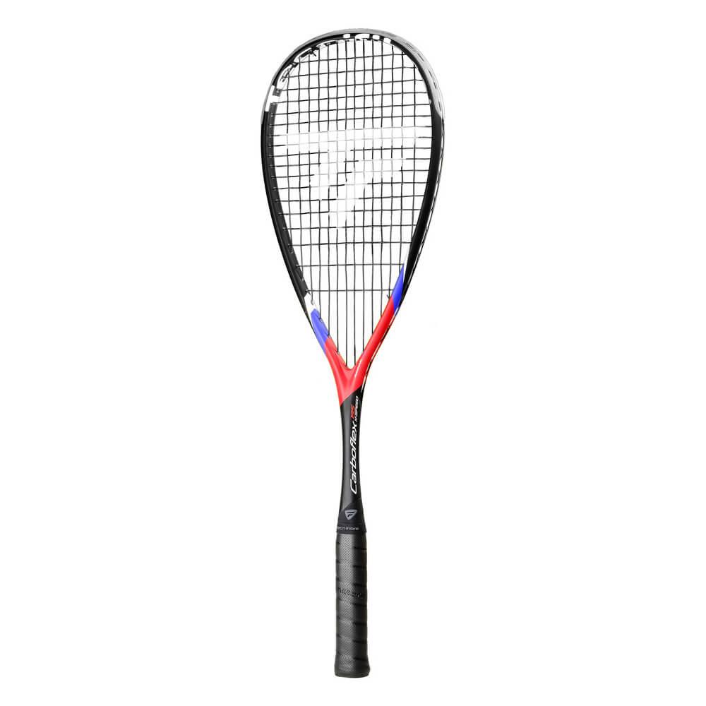 Tecnifibre Carboflex 135 X-Speed Squash Racket - GRIP 0
