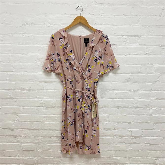 Adrianna Papell Wrap Dress