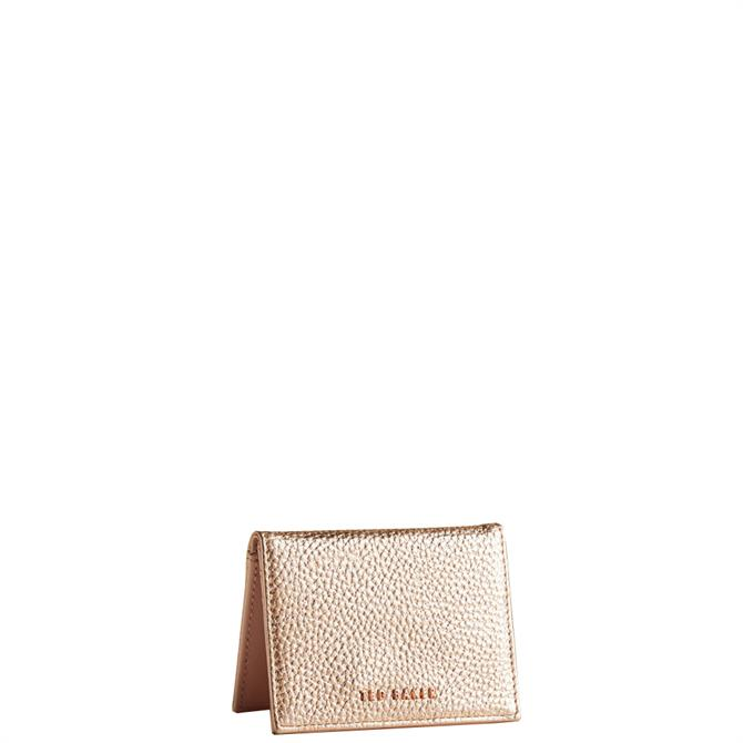 Ted Baker Fayi Textured Leather Card Holder