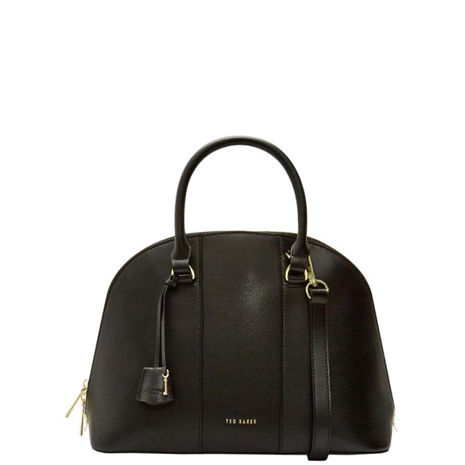 Ted Baker Kaitiee Black Dome Tote Bag