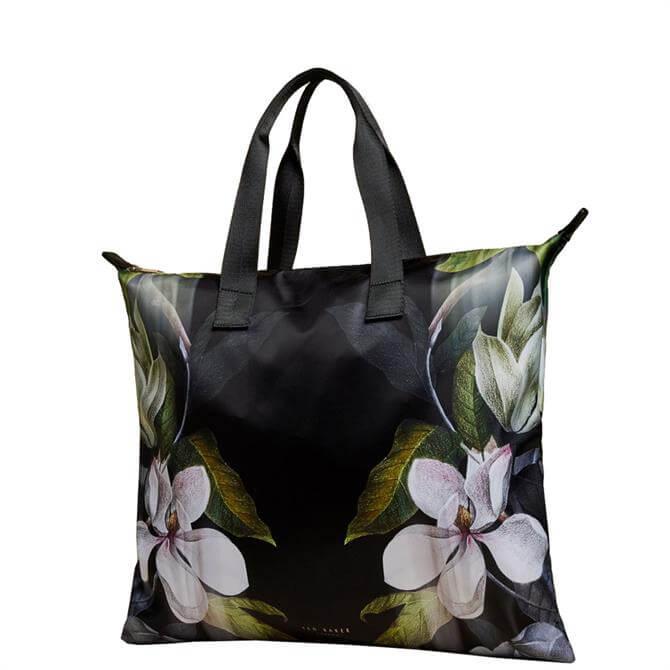 Ted Baker Lilaac Opal Foldaway Shopper Bag