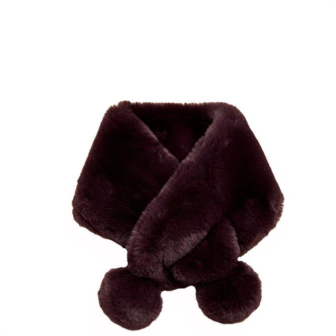 Ted Baker Zalie Faux Fur Pom Snood