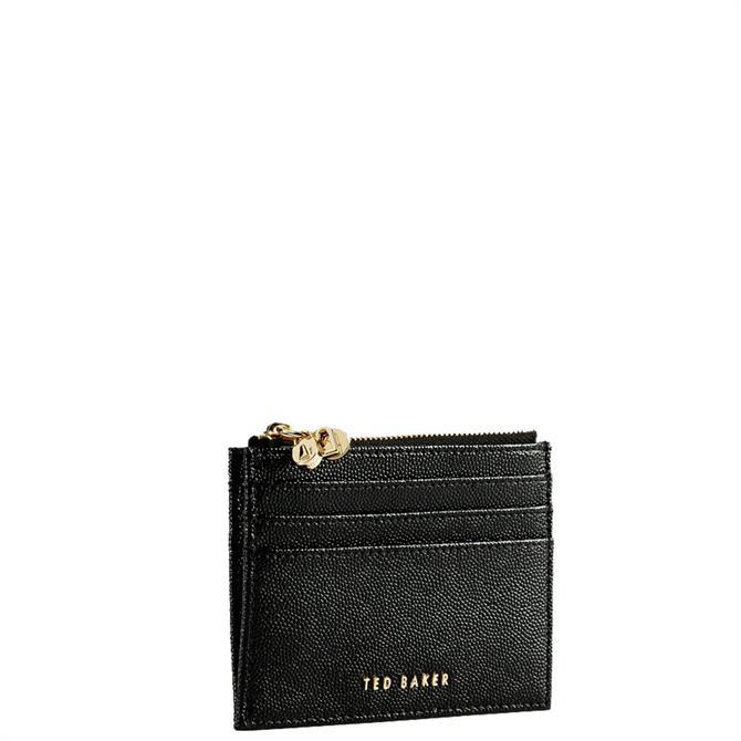 Ted Baker Oneta Multi Charm Zip Up Card Wallet