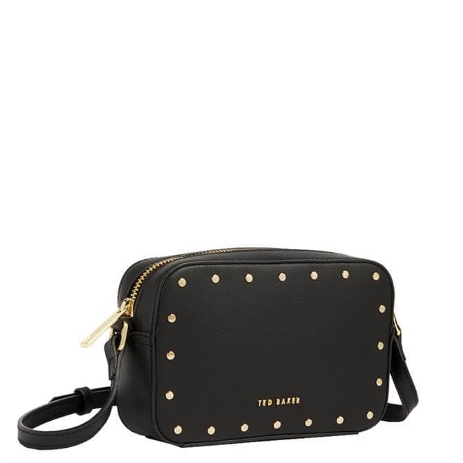 Ted Baker Karsynn Leather Studded Camera Bag