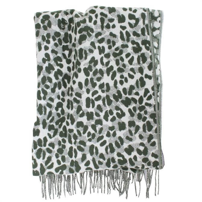 Ted Baker Winsley Wilderness Knitted Scarf
