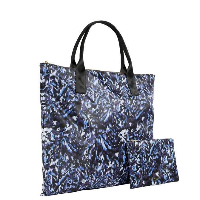 Ted Baker Nillia Urban Foldable Tote Bag