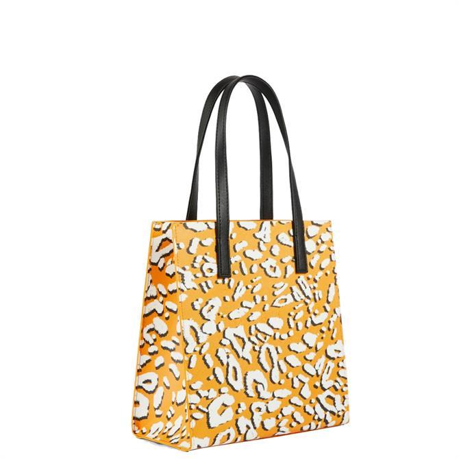 Ted Baker Lillcon Saffiano Leopard Bag
