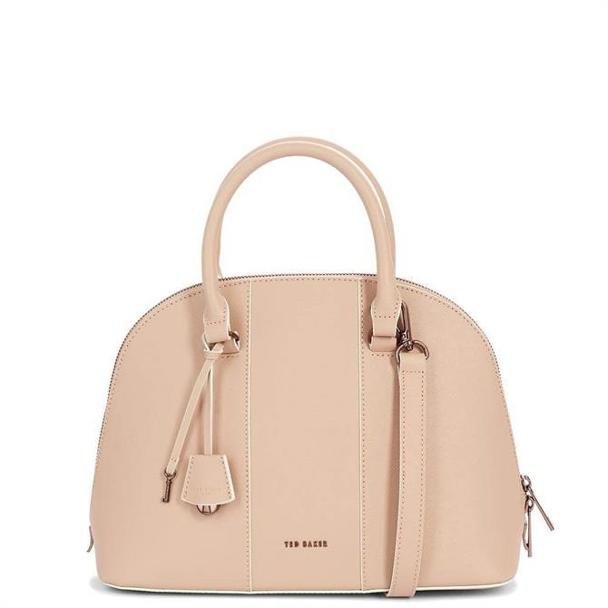 Ted Baker Baylley Leather Dome Cross Body Bag