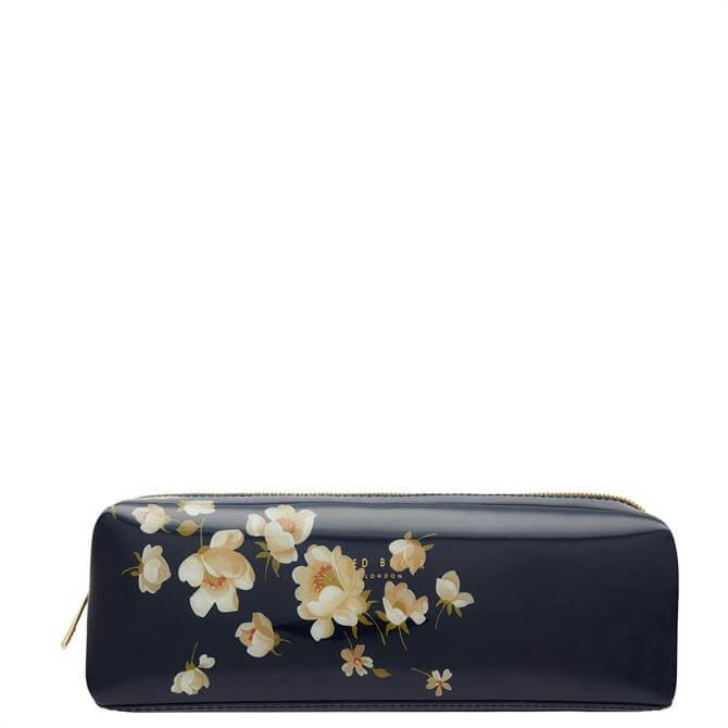 Ted Baker Allura Pearl Floral Make Up Brush Bag